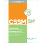 CSSM Exam Prep Book
