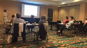 Beth Bozzelli teaching CSSM Prep