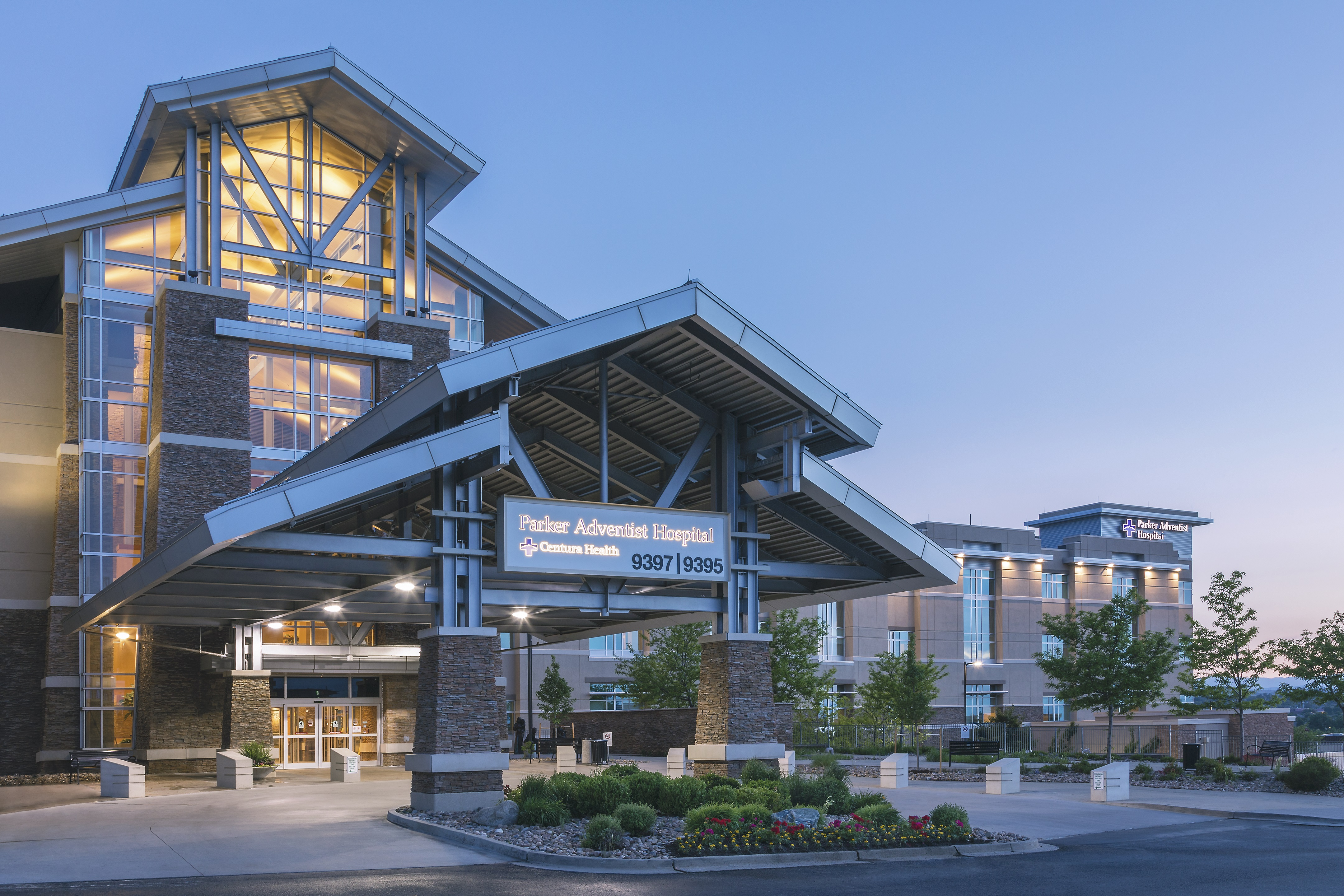 Parker Adventist Hospital_homepage