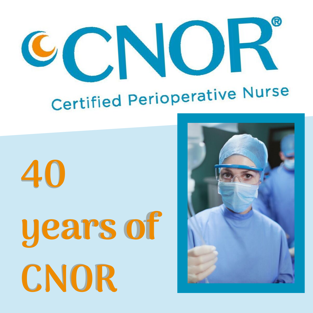 40 Years of CNOR