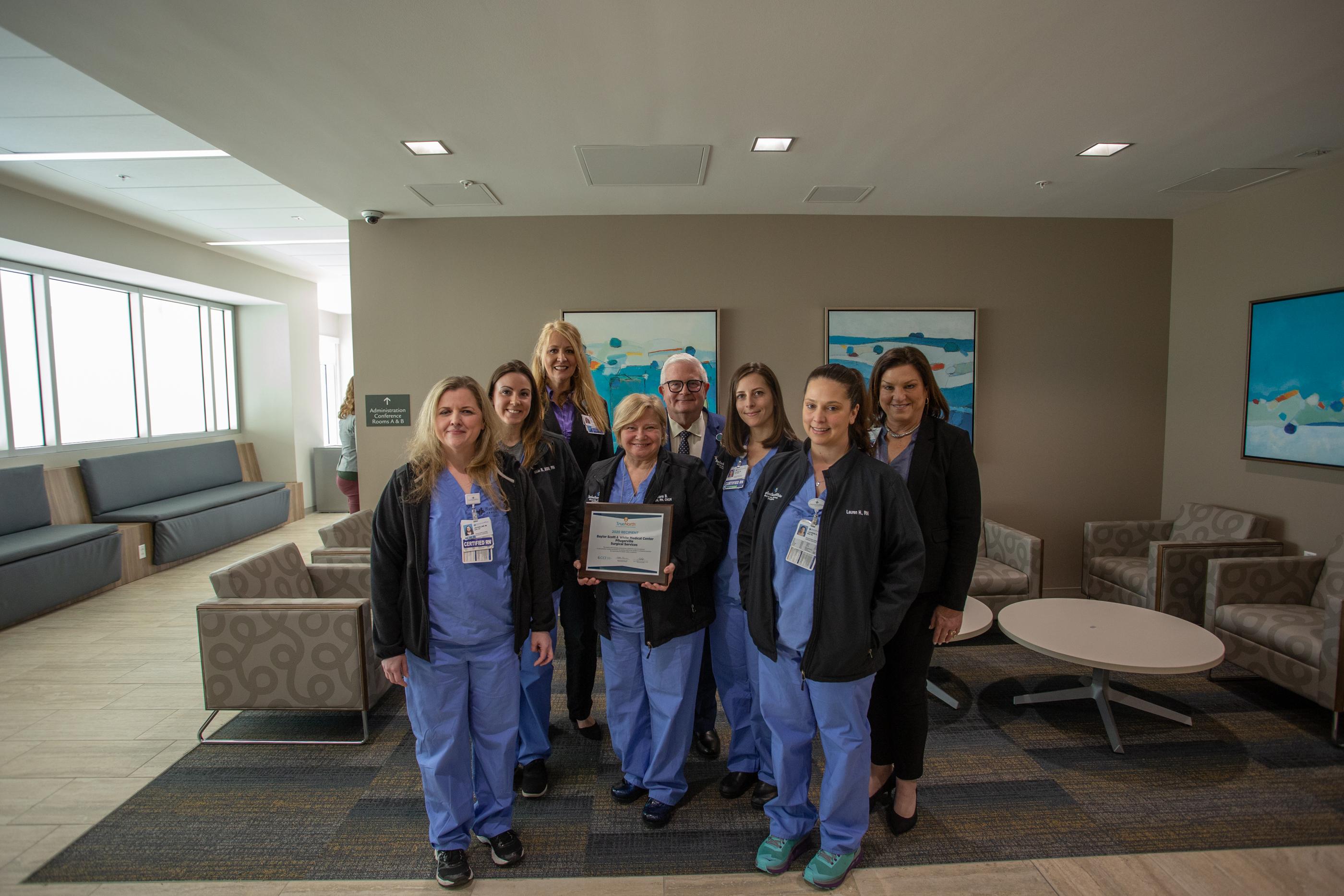 TrueNorth Winner 2020: Baylor Scott & White Medical Center - Pflugerville