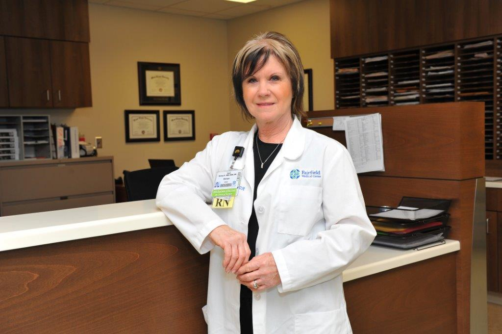 October Nursing Spotlight Donna Peters