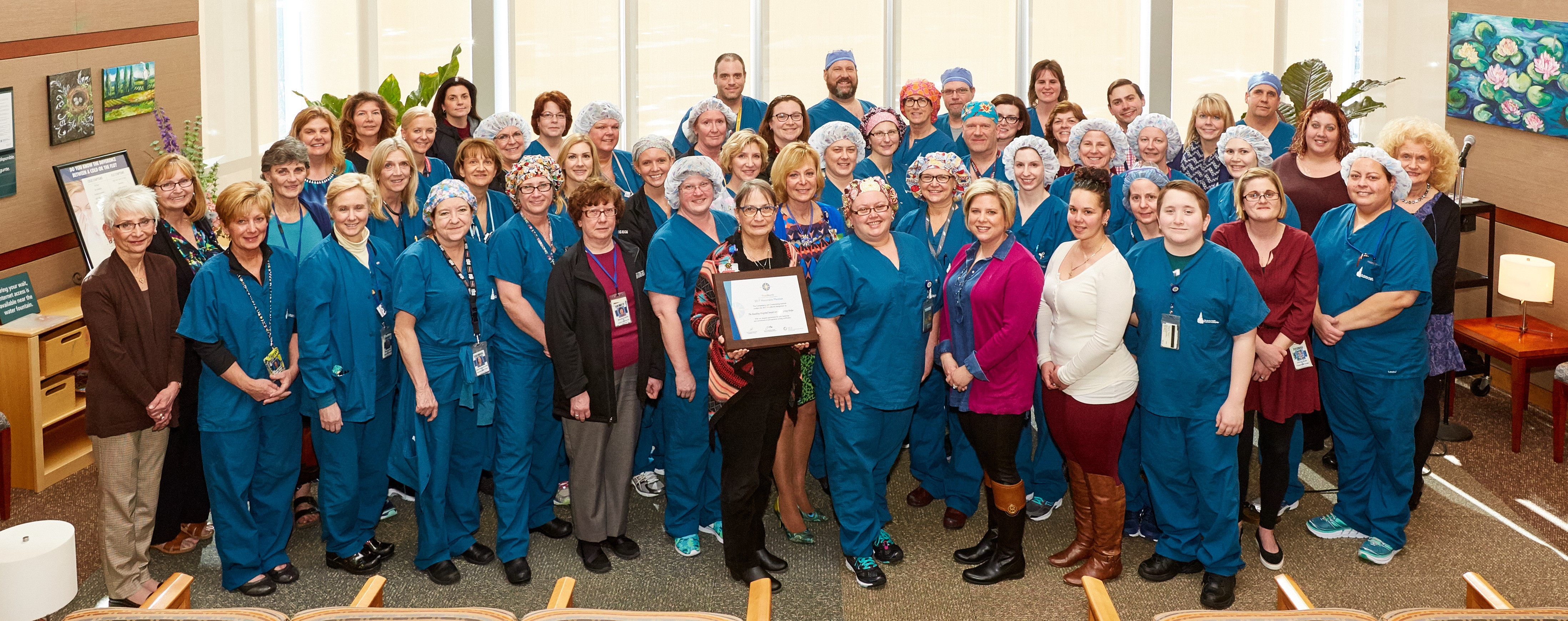 Hospital Highlight - The Reading Hospital SurgiCenter at Spring Ridge